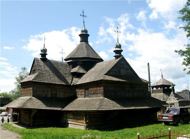 церква Благовіщення в Коломиї