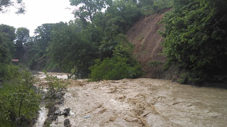 франківськ під загрозою затоплення