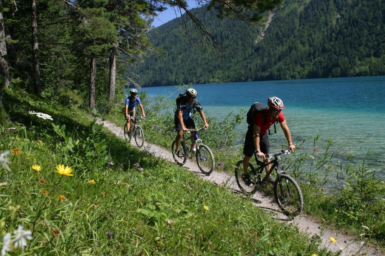 прикарпаття стає доступни для велосипедистів
